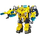 Transformers Prime Cyberverse BUMBLEBEE Battle Suit with 7cm Legion BUMBLEBEE