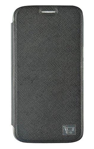 E-AxesTM E-Axes™ Cherry Flip Case for Redmi Note 4, Black