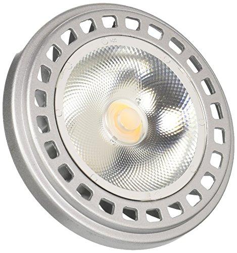 LightED QR111 Bombilla LED GU10, 16 W, Gris, 111 x 81 mm