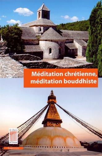 Mditation chrtienne, mditation bouddhiste