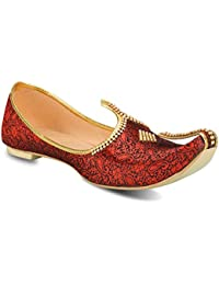 e27e0f5676f Amazon.in  Under ₹500 - Ethnic Footwear   Men s Shoes  Shoes   Handbags