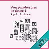 Sophie Henrionnet Livres audio Audible