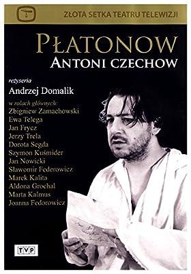 Płatonow (Złota setka teatru TV) [DVD] (Keine deutsche Version)