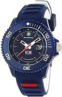 Ice-Watch - BMW Motorsport (sili) Dark blue - Montre bleue mixte avec bracelet en silicone - 000834 (Small)