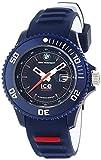 Ice-Watch - BMW Motorsport (Sili) Dark Blue - Montre Bleue pour Garçon avec Bracelet en Silicone - 000834 (Small)