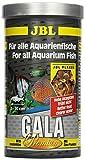 JBL Gala 40432 Premium Alleinfutter für Aquarienfische, Flocken 1 l
