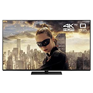 Panasonic TX-55FZ802B 55 Inch 4K Ultra HD HDR OLED Smart TV with 5 Year Warranty