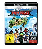 The LEGO Ninjago Movie (4K Ultra HD + Blu-ray + Digital HD) [Blu-ray]