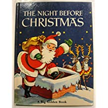 The night before Christmas (Big golden book)