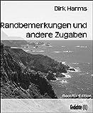 Randbemerkungen und andere Zugaben: Gedichte (1) (German Edition)