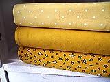 Qjutie Lottashaus No71 Jersey Stoffpaket 3 Stück 50x70cm