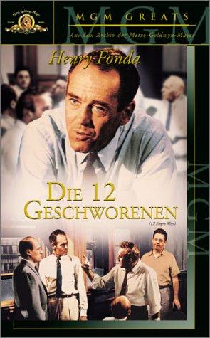 Bild von Die 12 Geschworenen [VHS]
