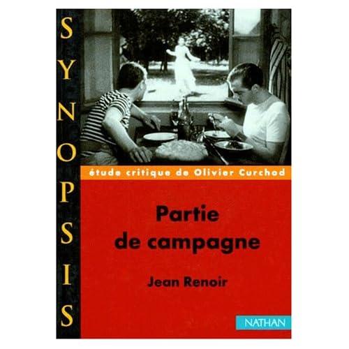'Partie de campagne' de Jean Renoir, étude critique