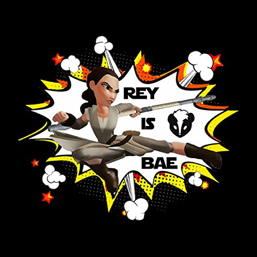 REY IS BAE Star Wars SWGOH Men's Vest Black