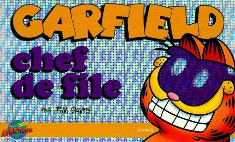 Garfield, tome 4 : Garfield chef de file par Jim Davis