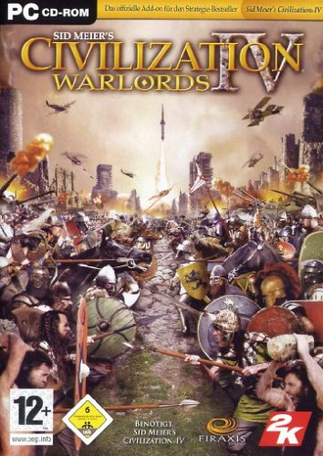 Civilization 4 - Warlords (Add-On) (CD-Rom)