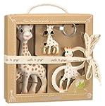 Vulli Sophie la Girafe Trio Teethers