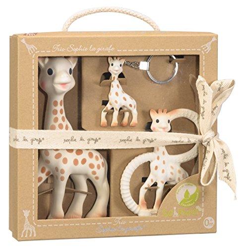 Vulli 220114 Sophie La Giraffa So'Pure Trio, Multicolore