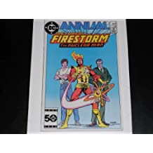 THE FURY OF FIRESTORM - N°46 - THE NUCLEAR MAN - TEXTE EXCLUSIVEMENT EN ANGLAIS
