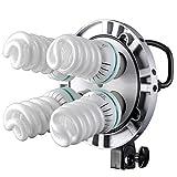 Godox TL-4 4in1 Multi-Holder Studio E27 Socket Tricolor Light Lighting Lamp Head