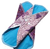Cloth Menstrual Pads - British Made - 3 pack