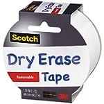 3M Scotch Dry-Erase Tape 1.88-inch x...