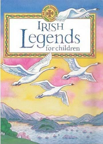 Irish Legends for Children by Yvonne Carroll (Editor), Lucy Su (Illustrator) (1-Mar-1997) Hardcover