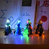 DIY-elektronische kit 3D MINI SMD PCB Stereo Kerstboom DIY Muziek Kit 1 stks (Color : White)