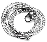 Best Cousin Chains - Cousin Stainless steel Slide-A-Bead Chain with Clasp Review