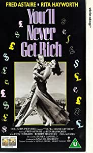 You'll Never Get Rich [VHS] [UK Import]