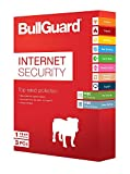 BullGuard Internet Security 2017 - 1 Year 3 Device License - English - Always Downloads Latest Edition (PC)