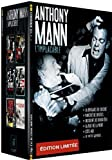 Anthony Mann, l'implacable - Coffret 6 films