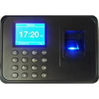 ZAICUS A6 2.4 inch Color TFT Screen Biometric Fingerprint Time Attendance Machine (1 Year Warranty)