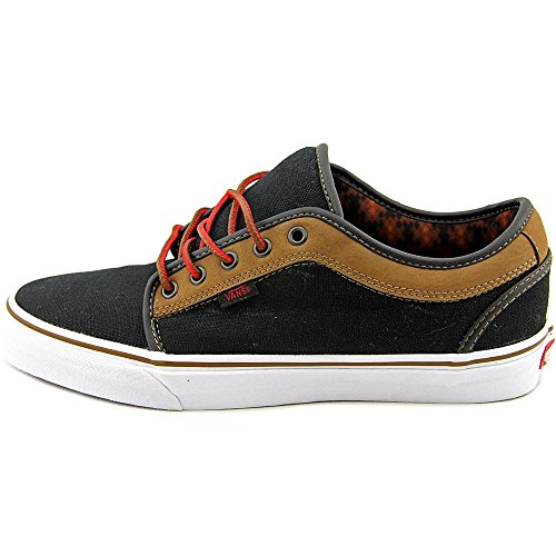 Vans, Scarpe da Skateboard uomo Nero nero Nero (nero)