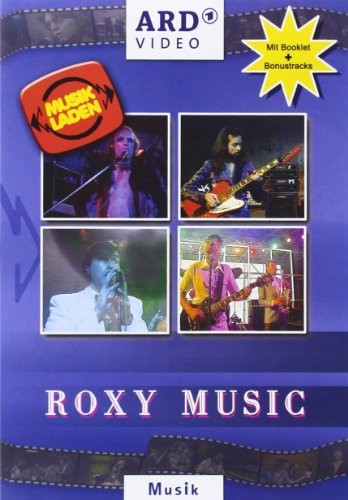 Musikladen - Roxy Music (Roxy Music Dvd)