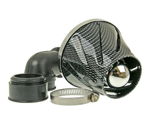 tnt-air-filter-helix-power-28-35mm-carburetor-connection-adapter-carbon-look