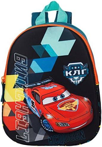 Disney Disney Disney Disney Cars Kinderrucksack, 20441-2400 Sac à Dos  s, 29 cm, Multicolore (Petrol) B01LYS8BXS | Une Performance Supérieure  c1ddff