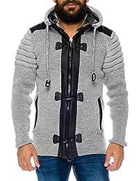 f4d9ae819de6 Suchergebnis auf Amazon.de für  Strickjacke mit Kapuze - Wolle ...