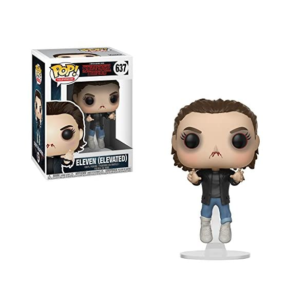 Funko Pop Eleven elevada (Stranger Things 637) Funko Pop Stranger Things