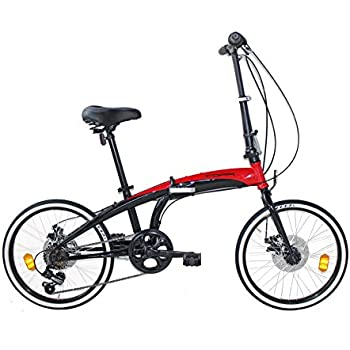 Moma Bikes Bicicleta Plegable Urbana SHIMANO FIRST CLASS 20 ...