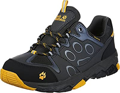 Jack Wolfskin Unisex-Kinder MTN Attack 2 Texapore Low K Trekking-& Wanderhalbschuhe