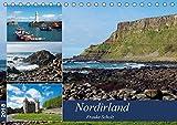 Nordirlands Highlights (Tischkalender 2018 DIN A5 quer): Nordirland - ein sehr attraktives und abwechslungsreiches Reiseziel. (Monatskalender, 14 [Kalender] [Feb 07, 2017] Scholz, Frauke