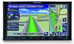 Autoradio DVD/GPS Bluetooth AVIC-HD3-II BT