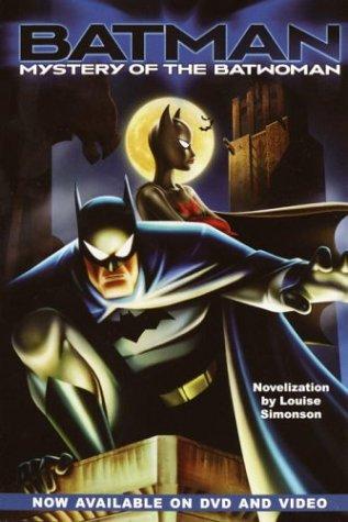 Batman Mystery of Batwoman