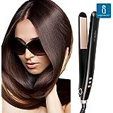 Aigostar Rita 32HGT - Plancha de pelo con revestimiento cerámico. 45 watios. Diseño exclusivo Aigostar.