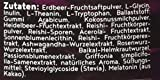 Nervenruhe | Ruhe, Schlaf & Entspannung | Fruchtige Mischung aus Passionsblume, Rosenwurz, 5-HTP, L-Theanin, Tryptophan, L-Glycin, Reishi | 400 Gramm