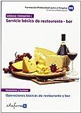 Operaciones Basicas De Restaurante Y Bar (Pp - Practico Profesional)