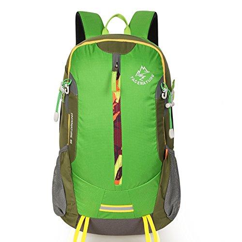 outdoor-Reisen Tasche Schultertasche/Paar leichten Wanderungen Pack/Outdoor-Rucksack D