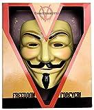 Deluxe V For Vendetta Maske