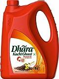 #5: Dhara Kachi Ghani Mustard Oil Jar, 5L